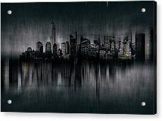 Chicago Acrylic Print by Carmine Chiriac?