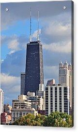 Chicago Hancock Building Acrylic Print