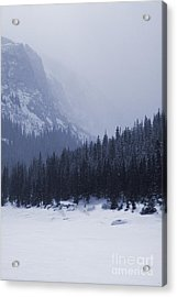 Chicago Lakes Trail Acrylic Print