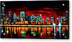 Chicago  Sold Acrylic Print
