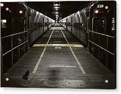 Chicago Station Acrylic Print