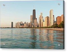 Chicago's Skyline Acrylic Print