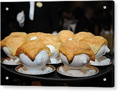 Chicken Pot Pie Acrylic Print