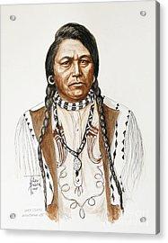 Chief Ouray Acrylic Print