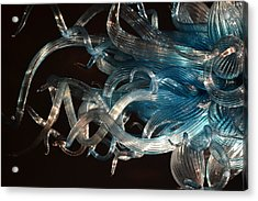 Chihuly-13 Acrylic Print by Dean Ferreira