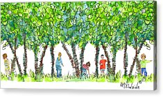 Child Play Acrylic Print