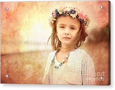 Childhood Dreams Acrylic Print