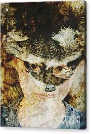 Childs Play Acrylic Print by Nancy TeWinkel Lauren