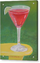 Cosmo Friday Acrylic Print