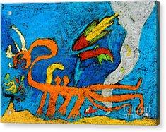 Chimera Acrylic Print