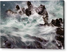Chimerical Ocean Acrylic Print by Heidi Smith