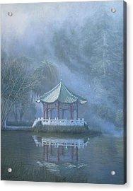 Chinese Pavilion Acrylic Print