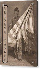 Chinese Yankee Acrylic Print