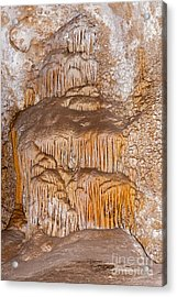 Chinesetheater Carlsbad Caverns National Park Acrylic Print