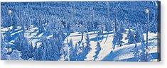 Chino Nagano Japan Acrylic Print by Panoramic Images
