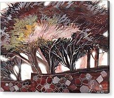 Chocolate Acrylic Print by Anil Nene