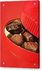Acrylic Print featuring the photograph Chocolate Candy by Vizual Studio