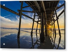 Acrylic Print featuring the photograph Chopsticks by Sean Foster