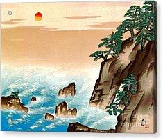 Choyoei Island Acrylic Print