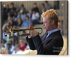 Chris Botti Acrylic Print by Craig Lovell