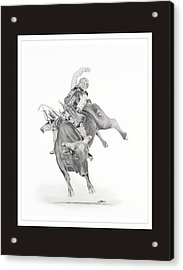 Chris Shivers  Acrylic Print by Don Medina