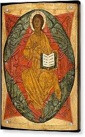 Christ In Glory Acrylic Print