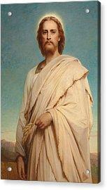 Christ Of The Cornfield Acrylic Print