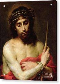Christ The Man Of Sorrows Acrylic Print
