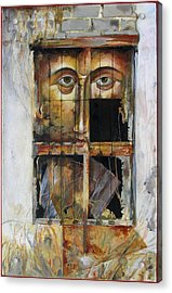 Christ Within Acrylic Print
