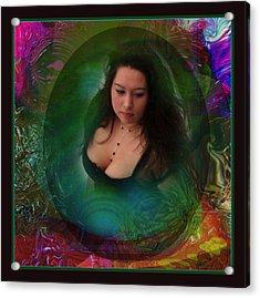 Christan I Acrylic Print