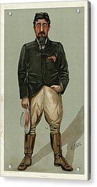 Christian Rudolph De Wet  Boer Soldier Acrylic Print