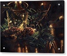 Christmas 2014 Acrylic Print
