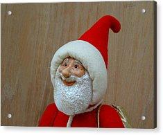 Christmas Cheer Acrylic Print by David Wiles