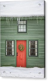 Christmas Dreams Acrylic Print