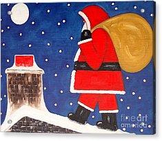 Christmas Eve Acrylic Print by Patrick J Murphy