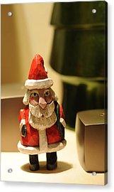Christmas Figurine II Acrylic Print