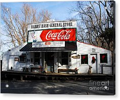 Christmas In Rabbit Hash Acrylic Print