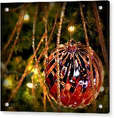 Christmas Magic Acrylic Print by Karen Wiles