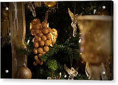 Christmas Season Acrylic Print by Thomas Fouch