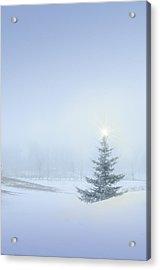 Christmas Spirit Acrylic Print
