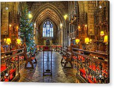 Christmas Time  Acrylic Print by Darren Wilkes