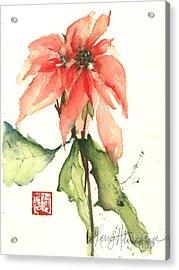 Christmas Tradition Acrylic Print