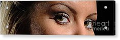 Christy Eyes 89 Acrylic Print by Gary Gingrich Galleries