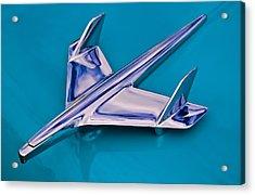Chrome Jet 2 Acrylic Print by Phil 'motography' Clark