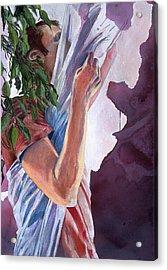 Chrysalis Acrylic Print