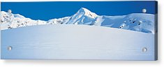Chugach Mountains Girdwood, Alaska, Usa Acrylic Print by Panoramic Images