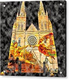 Church Images Acrylic Print