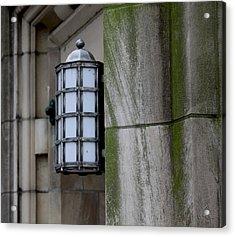 Church Lamp Acrylic Print