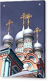 Church Of Neokessariyskogo Acrylic Print