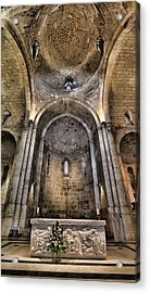 Church Of St. Anne - Jerusalem Acrylic Print